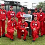 Wings Over Carew Soars to Success